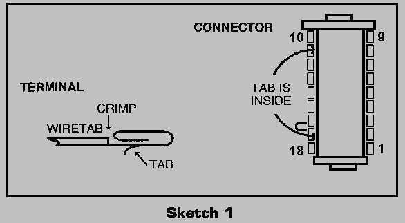 1971 mustang wiring diagram for tachometer 1971 automotive the tach cluster 1971 1973 mustang